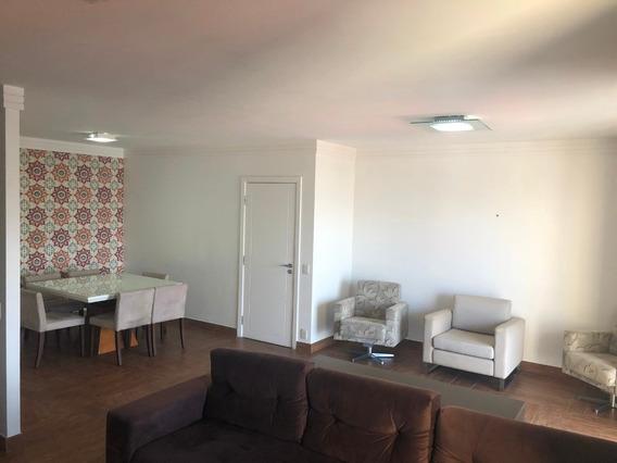 Apartamento 130m3 Com 3 Suites Campestre- Santo Andre
