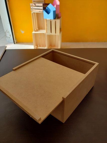 Caja 15cm Mdf
