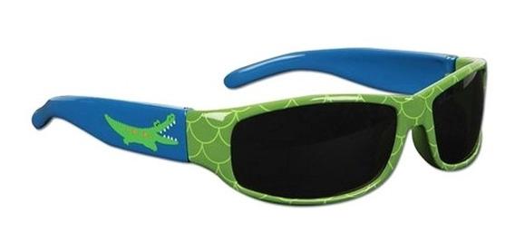Óculos De Sol Jacaré Com Proteção Uv 400 - Stephen Joseph