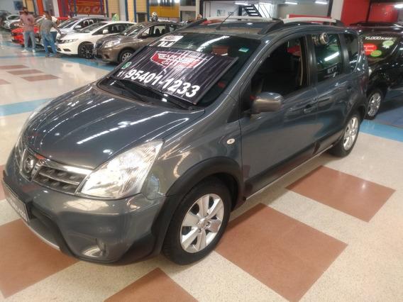 Nissan Livina X-gear 2014 Top De Linha+ Couro + Automático