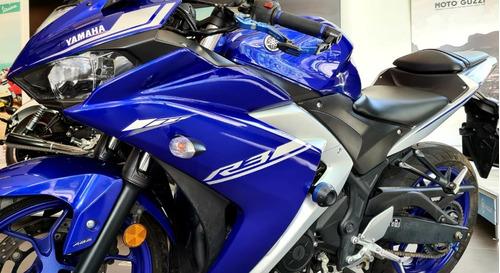 Yamaha R3 Yzf ´18 Azul Digna De Ver C/accesorios