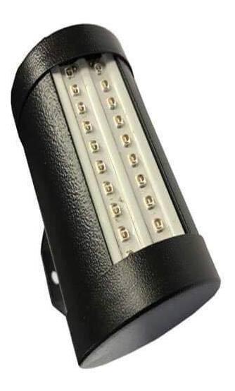 Refletor Led Luz Negra Bivolt Uv Equivalente 70w - Nfe