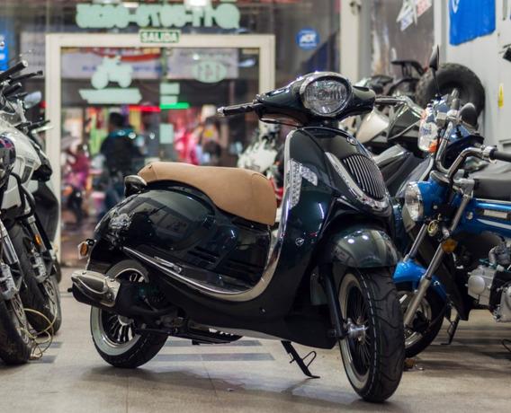 Strato Alpino 150 - Motomel Strato Alpino 150cc Scooter
