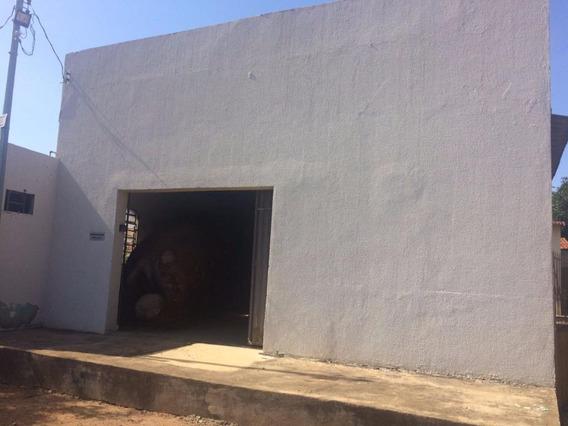 Galpão Em Vila Romana, Aparecida De Goiânia/go De 300m² À Venda Por R$ 160.000,00 - Ga248633