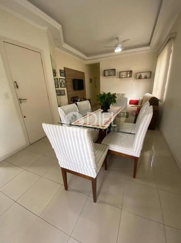 Apto Em Itapema Com 3 Dormitórios Mobiliado  - 2556