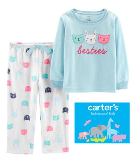 Carter´s Pijama Para Niña Talla 5 Años Modelo Gatitos