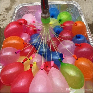 Magic Ballons 111 Globos De Agua Bombas Carnaval /diversión