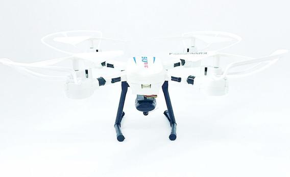 Drone S6 Com Câmera Wifi Visualização Ao Vivo Pelo Celular