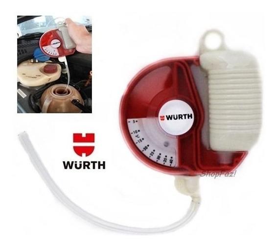 Termodensimetro Wurth - Teste De Aditivo Do Radiador
