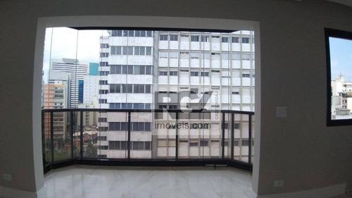 Cobertura Duplex  Três Suítes Quatro Vagas Paraíso - Co0305