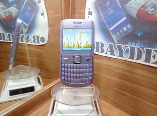 Nokia C3 Movistar Lila -- Envío Gratis --