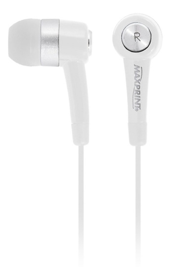 Fone De Ouvido Microfone Earphone - Maxprint