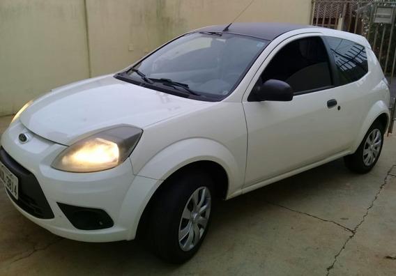 Ford Ka 1.0 8v Ano 2012
