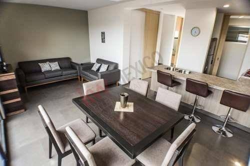 Casa Amueblada En Renta Castilla La Nueva Villa De Pozos Slp $17,000 Zona Industrial
