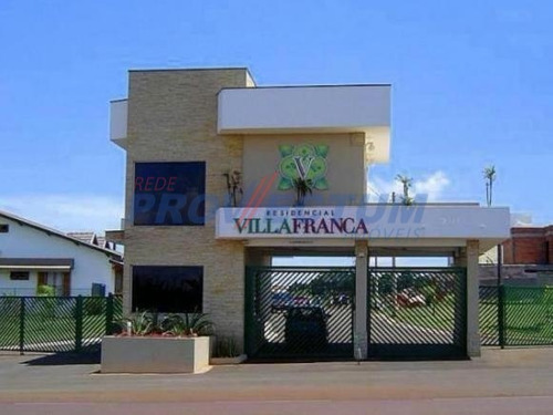 Terreno À Venda Em Villa Franca - Te235553