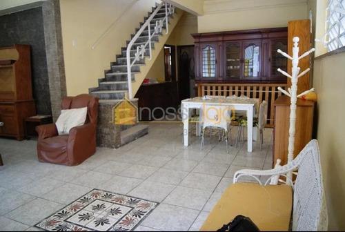 Selecione Residencial À Venda, Icaraí, Niterói. - Ca0841
