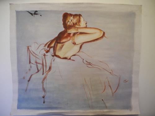 Pintura Moderna Al Estilo De Degas