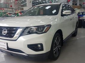 Nissan Pathfinder 3.5 Exclusive Cvt 2018