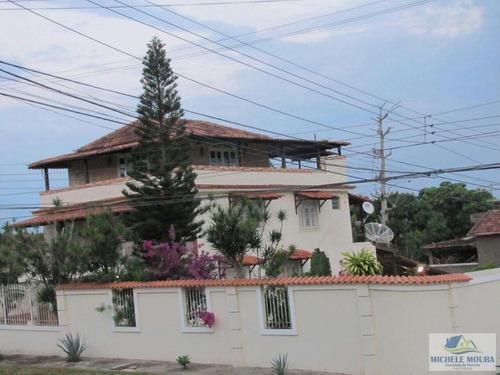 Imagem 1 de 15 de Casa 4 Dormitórios Ou + Para Venda Em Araruama, Iguabinha, 5 Dormitórios, 3 Suítes, 5 Banheiros, 3 Vagas - 55_2-232214
