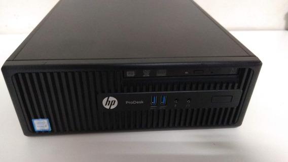 Hp Prodesk 400 G3 I5-6500 Memória Ddr4 12gb Hd 500gb