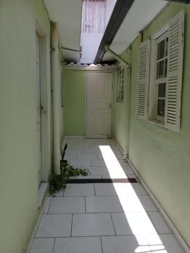 Casa Com 1 Dormitório Para Alugar, 40 M² Por R$ 1.300,00/mês - Tatuapé - São Paulo/sp - Ca2937