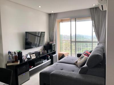 Apartamento Em Sacomã, São Paulo/sp De 73m² 2 Quartos À Venda Por R$ 404.000,00 - Ap218543