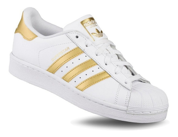 Tênis adidas Originals Superstar W Unissex Original 1magnus