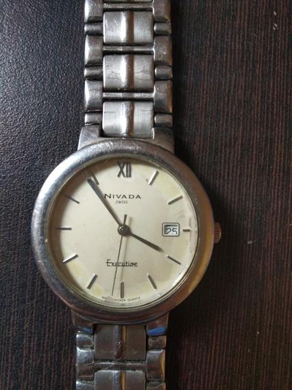 Reloj Nivada Executive Para Reparar