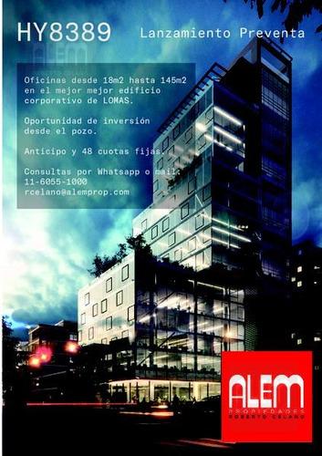 Imagen 1 de 26 de Oficina En Edificio Corporativo Premium En Lomas