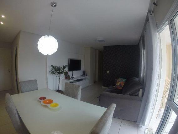 Apartamento De 03 Quartos Com Suite, 02 Vagas E Lazer Completo!!!! - 2000133
