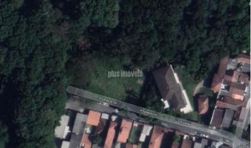 Terreno Residencial Com 2870,m²   Próximo Ao Horto Florestal - Pp19504