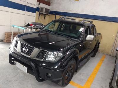 Nissan Frontier Cabine Dupla Se Attack 4x2 Diesel Único Don