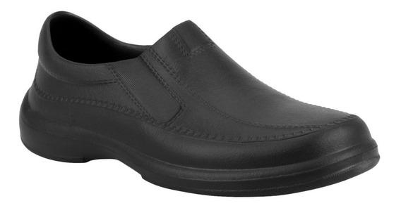 Zapato Hombre Tipo Sueco Para Chef 100% Calidad Cómodo Ly3