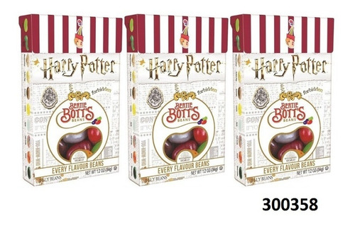 Pague2 Lleve3 Dulces Bertie Botts Harry Potter Caja 1,2o W01