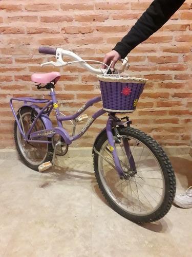 Bicicleta,rodado 20 Casi Sin Uso!!
