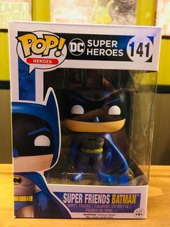 Funko Pop! Super Firends Batman #141 - Nuevo!