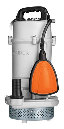 Bomba Sumergible Agua Limpia 1 Hp Uso Rudo Truper 15003
