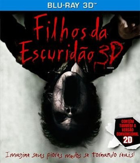 Blu-ray 3d + 2d Filhos Da Escuridao (paramount)