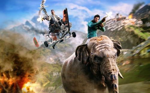 Far Cry 4 Pc - Clave Original (uplay)