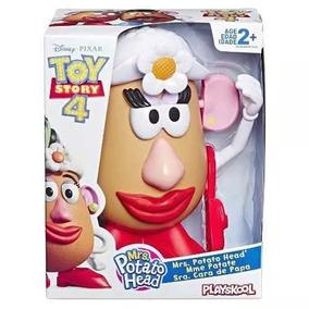 Boneco Sra Cabeça De Batata Potato Head Toy Story 4 - Hasbro