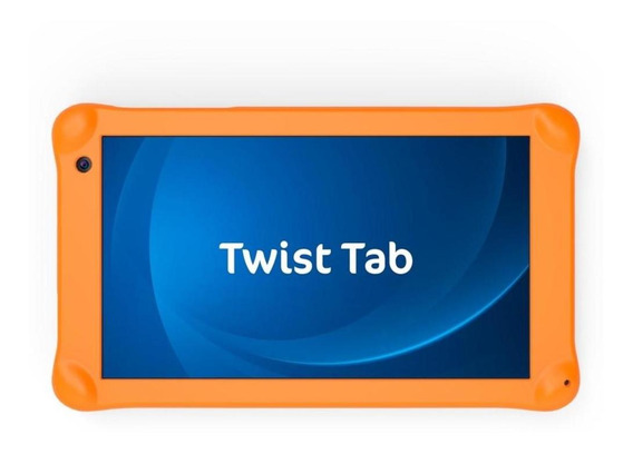 Tablet Positivo Twist Tab Kids 32 Gb 7 Preto-laranja