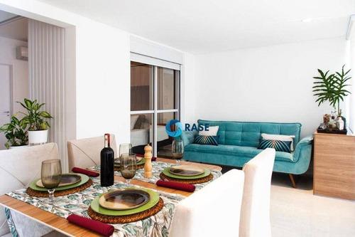 Imagem 1 de 30 de Apartamento À Venda, 54 M² Por R$ 1.250.000,00 - Itaim Bibi - São Paulo/sp - Ap12556