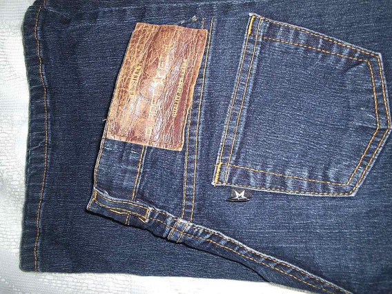 Calça Jeans Planet Girls Barra Trompete Tamanho 36