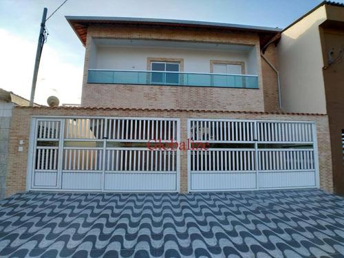 Imagem 1 de 22 de Casa Com 3 Dormitórios À Venda, 55 M² Por R$ 280.000,00 - Tude Bastos (sítio Do Campo) - Praia Grande/sp - Ca0115