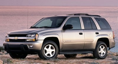 Manual De Taller Chevrolet Trailblazer (2001-2009) Español