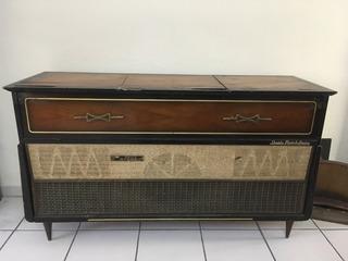 Consola Radio Phono Estero - Marca Philco