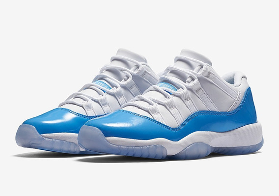 Zapatillas Air Jordan 11 Retro - Unc Low