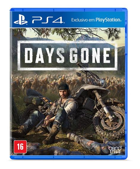 Game Days Gone Ps4 Midia Fisica Novo Lacrado Nacional Barato