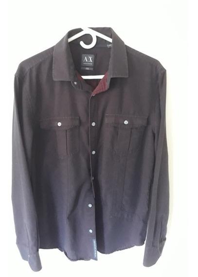 Camisa A/x Armani Exchange Original Talla M