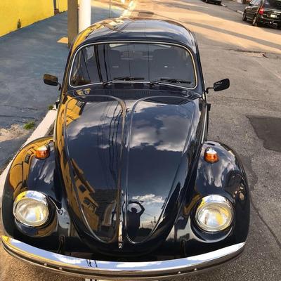 Fusca 1983 1300 Original A Z U L Novo Nunca Restaurado